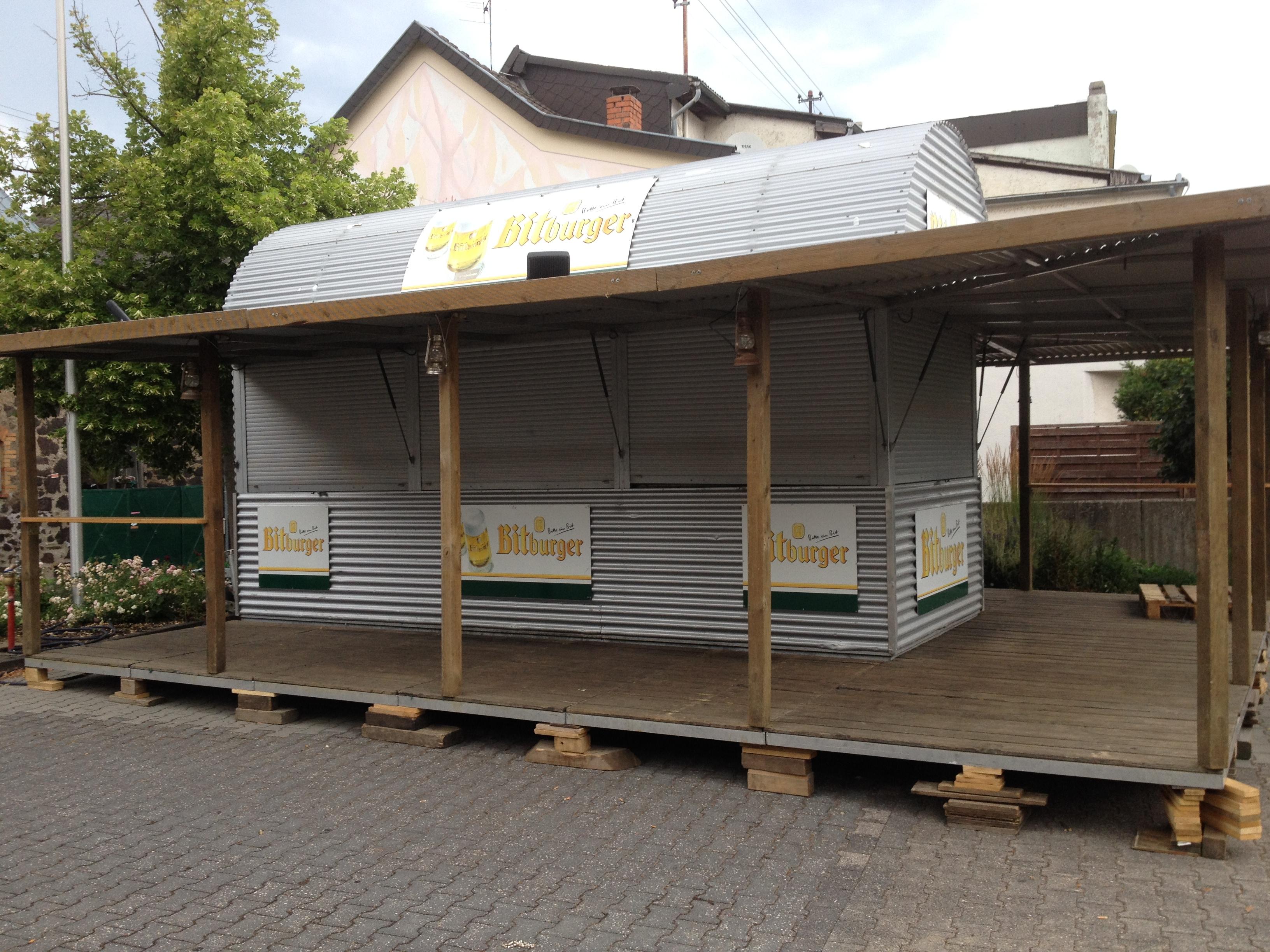 Ausschankwagen für Bier mieten in Kamen – z.B. für eine Veranstaltung
